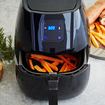 ECucina-Home-Healthy-Fry-Air-Fryer