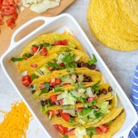 Easy-Black-Bean-Tacos
