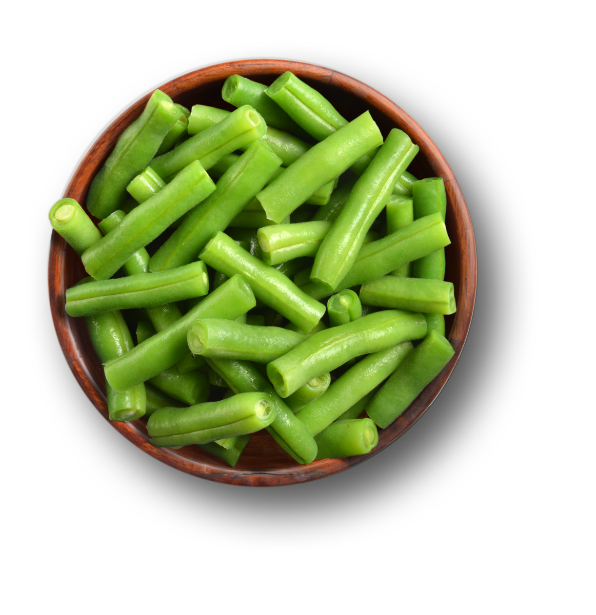 Cut Green Beans – Green Valley Organics