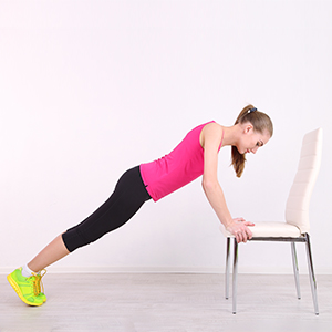 At-Home-Workout-for-Busy-Parents-Incline-Pushup