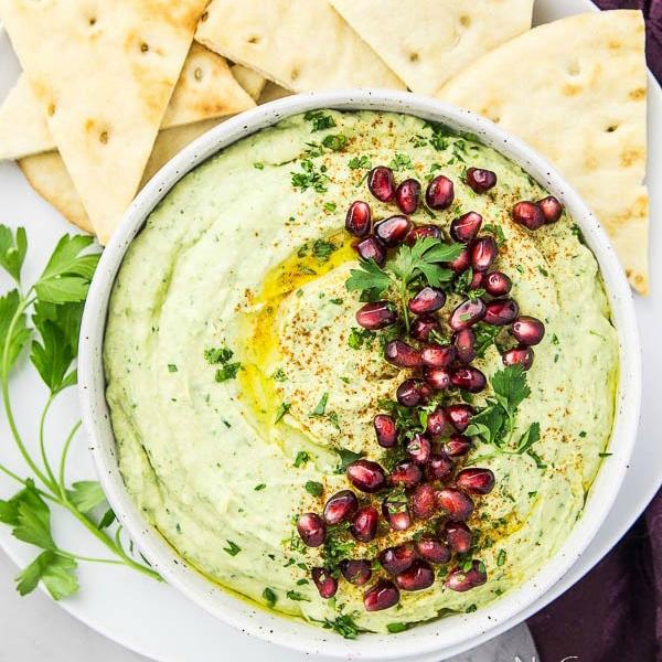 Holiday Hummus