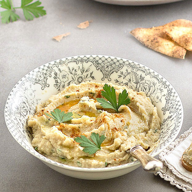 Green Valley Artichoke and White Bean Dip